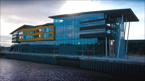 Newport University's new city campus