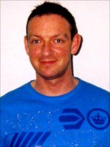 Colin Norris, pictured in Frankland Prison