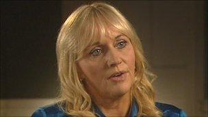 RTE journalist Miriam O'Callaghan