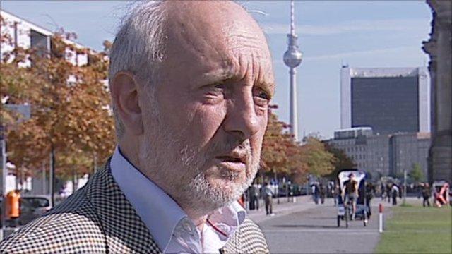 Gero Neugebauer, Berlin Free University