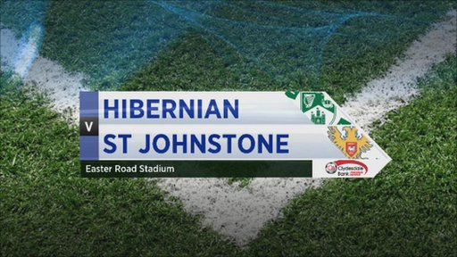 Live football streaming: Watch Hibernian v St Johnstone in the SPL
