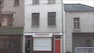 The external view of the flat where Lynette White died in February 1988