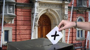 Voting in Isle of Man