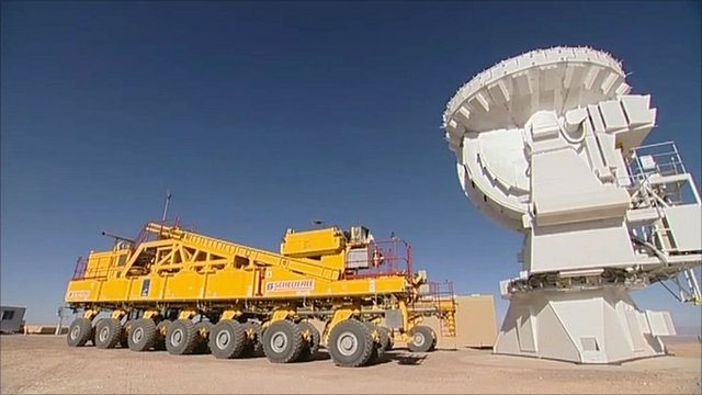 55750928 pallab2 - Alma  telescope begins study of cosmic down