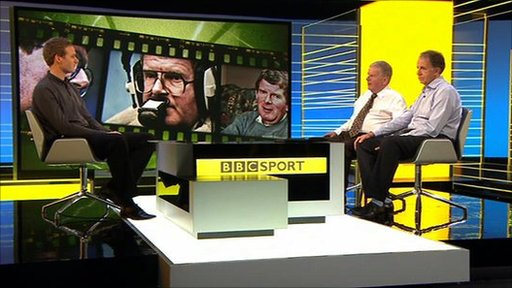 Focus Forum - Dan Walker talks to John Motson and Mark Lawrenson
