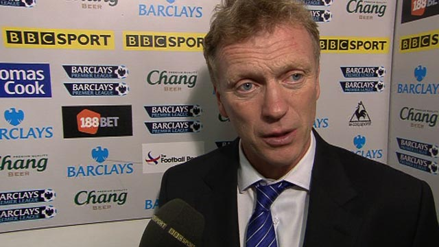 Everton boss David Moyes says Jack Rodwell red card wrong