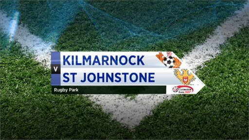 Highlights - Kilmarnock 1-2 St Johnstone