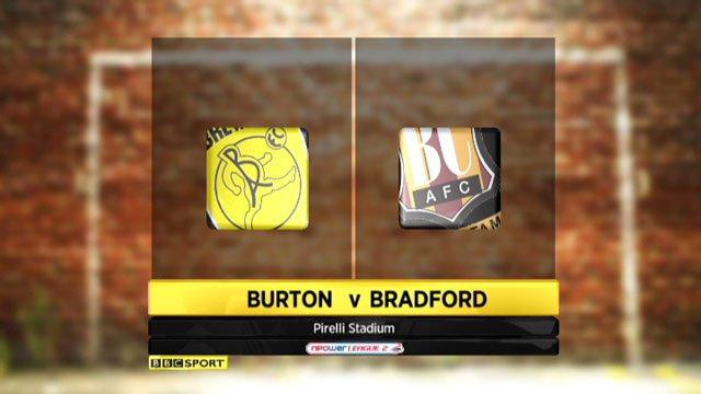 Burton v Bradford