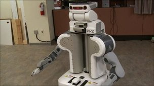 Social robot, University of Southern California