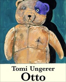 Cover of Otto by Tomi Ungerer