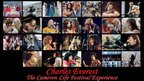 Montage of some of Charles Everest's photographs from the 1970 Isle of Wight Festival