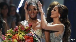 Miss Leila Lopes