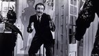 Peter Sellers at Pinewood