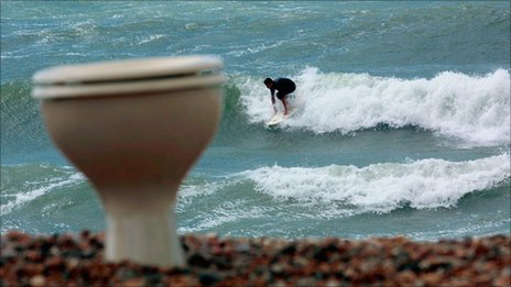 Surfers Against Sewage campaign image