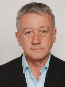 Allan Little, BBC journalist