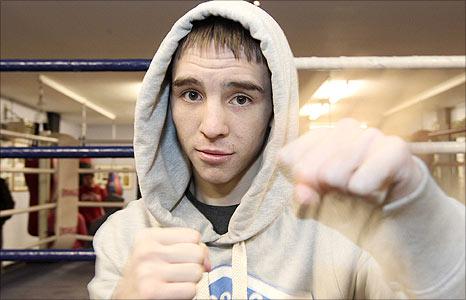 Belfast flyweight Michael Conlan