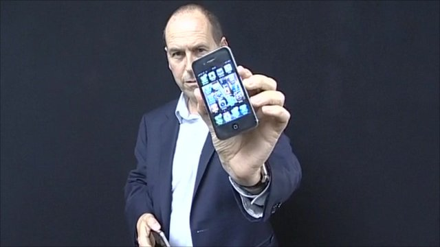 Rory Cellan-Jones looks at the new iPhone 4S