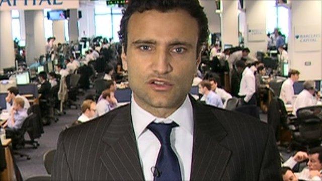 Antonio Garcia Pascual from Barclays Capital