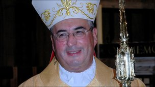 Bishop Tartaglia