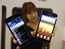 Samsung Galaxy S2 phones