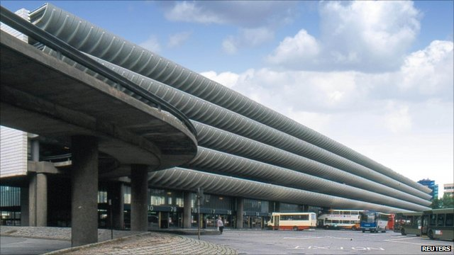 Preston Bus Station is earmarked for demolition
