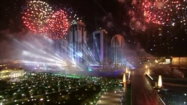 'Grozny Day' celebrations