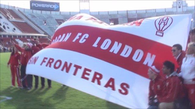 Huracan FC London