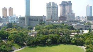 View of Taichung (Pic: David Villa)