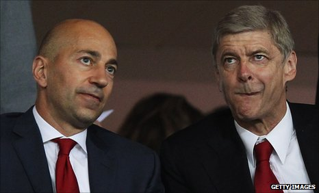 Arsenal chief executive Ivan Gazidis believes in Arsenal&#039;s financial model