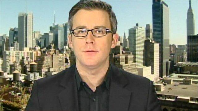 Technology reporter Daniel Sieberg
