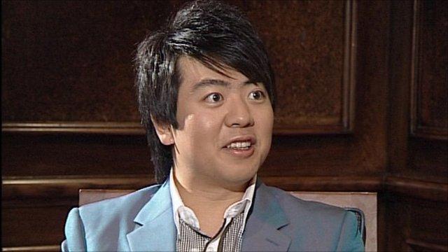 Chinese pianist Lang Lang