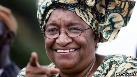 Liberia&#039;s President Ellen Johnson-Sirleaf