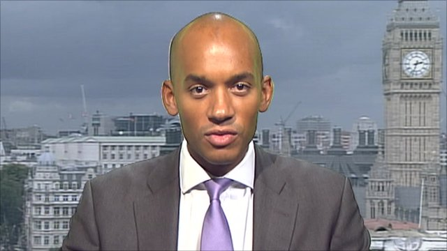 MP Chuka Umunna