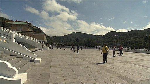 Taipei's National Palace
