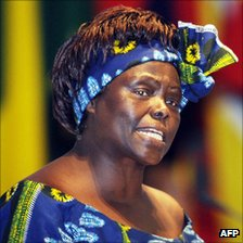 Wangari Maathai (29 May 2008)