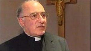 Archbishop of Glasgow Mario Conti