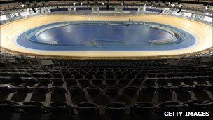 The Velodrome at Olympic Park