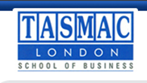 Screen grab of logo on Tasmac university website