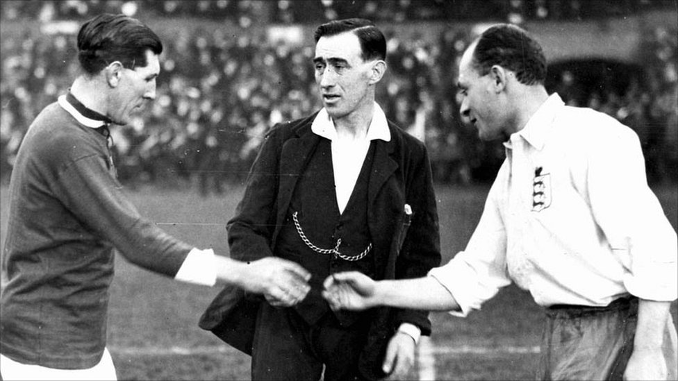55969683 fredkeenorvengland1929 Fred Keenor the Welsh International