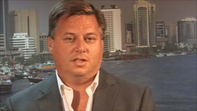 Harvey Boulter of Porton Group