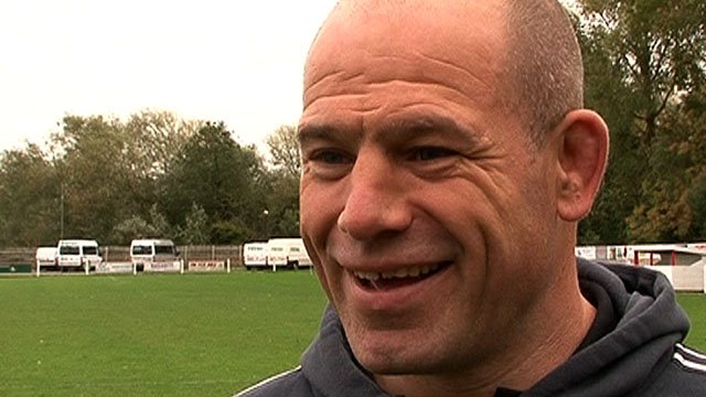 Leicester Tigers coach Richard Cockerill