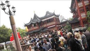 Shanghai, Yuyuan Gardens