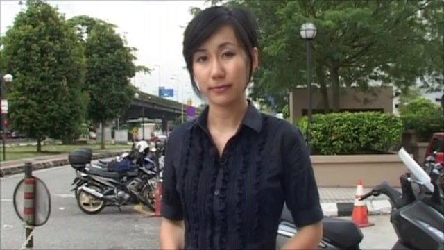 The BBC's Jennifer Pak in Kuala Lumpur