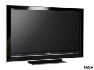Sony KDL-40V3000 TV