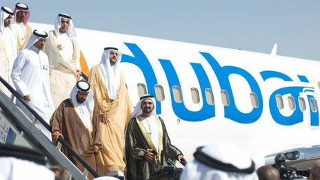The Dubai Airshow has grown in line with the UAE's development in aerospace over the last 40 years