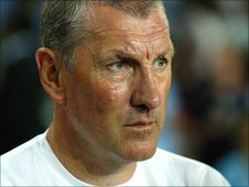 Terry Butcher, former England captain