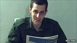 Gilad Shalit (pic from 2009)