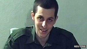 Gilad Shalit (pic 02/10/09)