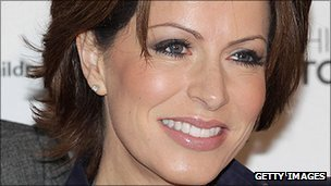 Natasha Kaplinsky joins Orange Prize jury (UK)