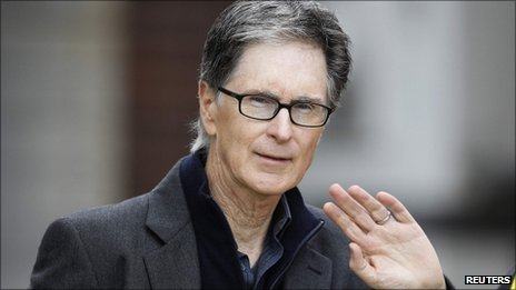 Liverpool owner John W Henry